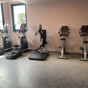 salle de sport Aïga Resort
