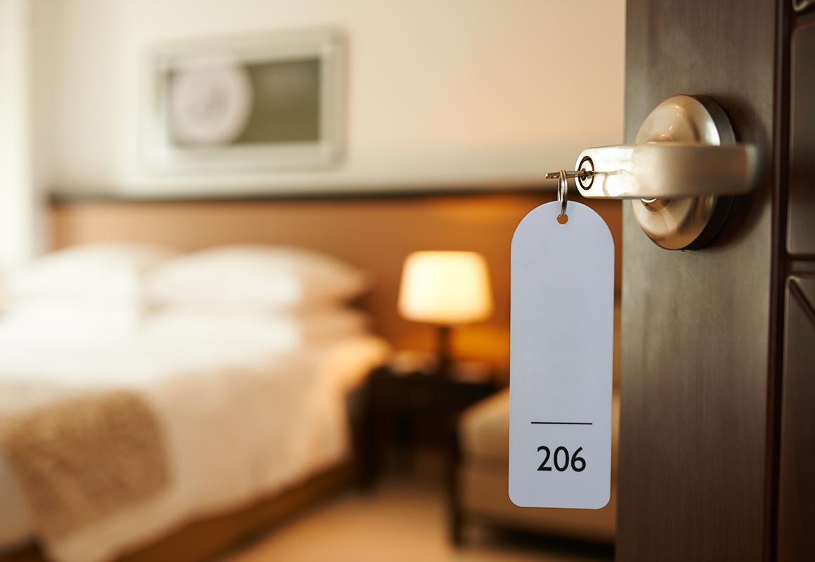Hotel : espace forme et bien être